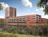 Waterdrieblad Breda