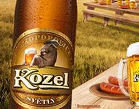 KOZEL 2011 TV/Print campaign