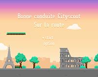 Bonne conduite Cityscoot