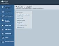 VTablet - Device Management System for Schools