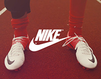 NIKE The Chance x Creative Reporters 2012