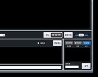 isi Cast (stock) UI .