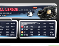 Naver - FantasyGame (My Baseball League) .