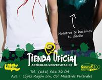 UABC - TIENDA UNIVERSITARIA - MEXICALI, B.C.