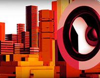 Opel Tape town - Mondial de l'Automobile 2012
