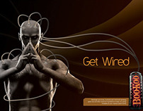Boo-Koo: Get Wired Ad