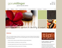 "Web Design ""Before & After"" – Gary Millinger Dentistry"