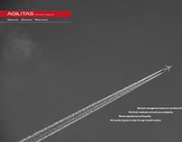 Agilitas web design