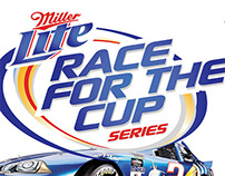 Miller Coors Blue Duece Racing Promotion