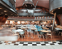 Stary Browar - food court