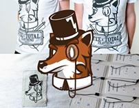 Tee Total Clothing (Branding & Mascot)