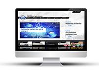 Equipment Suppliers Website Design