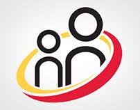 University of Maryland Baltimore: CPHSW Logo Design