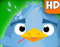 Greasy Bird iPad Game