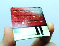 Lomographic memories / hanabi2 meet Says Magnets set