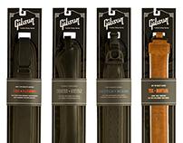Gibson Guitar Strap Packaging