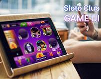 Sloto Game UI