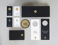 MOON WATER HOME HOTEL BRANDING