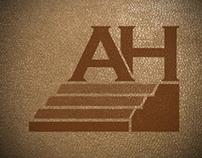Anita Harden Logo + Branding