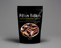 Fakn Bakn - Packaging Design
