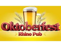 Oktoberfest Rhino Pub 2012