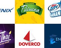 Logos Varios, algunos propuestas, otros reales