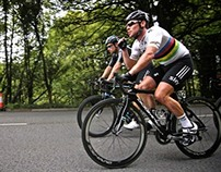 Mark Cavendish - UCI World Champion 2011-12
