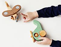 Friendly Toys. Logo & Website