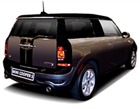 Autoshow Photo Manipulation - MINI COOPER S