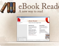 Ebook reader widget at Opera