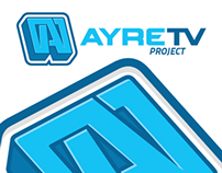 AyreTV Project - Logo & Layout Design