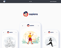 Sapiens Mobile Version