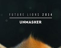 Unmasker WWF   Future Lions 2014