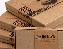 Packaging   Kee-ka Brand