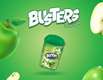 Buster Tangy Candy