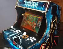 Bartop Tron Legacy