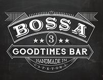 Bossa Restaurant Poster Design