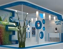 HORI Lighting Exhibition Booth
