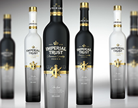 Imperial Trust Bottle shot for STUDIOIN