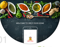 Spicy Food Zone