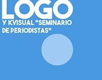 """Bigott – Aviso y logo """"Seminario de Periodistas"""""""