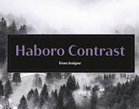 Haboro Contrast: Gentle in approach.
