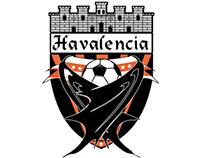 Football's team logo (5x5)