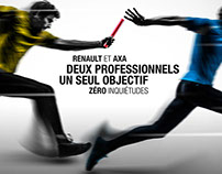 Renault & AXA ( Co-branding )