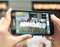 Samsung Galaxy Note : Girls Generation