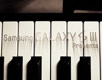 Samsung Galaxy 3 Presents Your Song
