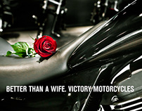 Victory Motorcycle Campaign