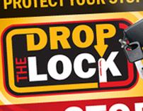 """Drop the Lock"" Calcasieu Parish Sheriff's Office Campaign"