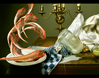 Banquet still life series
