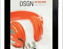 DSGN for the iPad